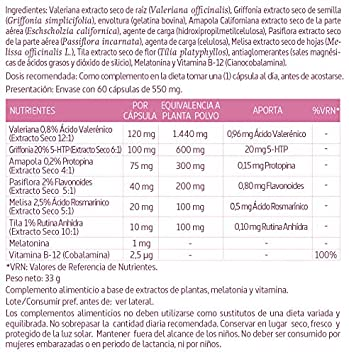 Nature Essential - Valeriana (Complex) 2740 mg. (ext. seco ...
