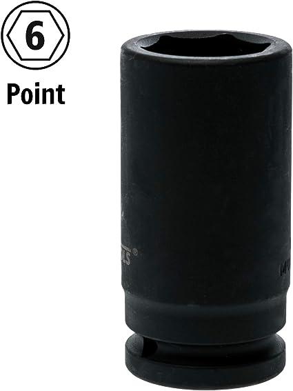 """34mm Teng Tools 940634-C3//4/"""" Drive 6pt Deep Impact Socket"""