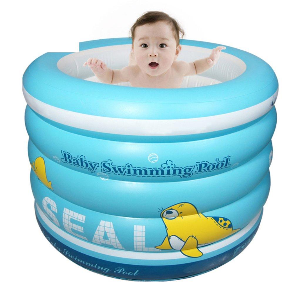 Home Baby Schwimmbad/Schwimmen aufblasbare gepolstert Fässer/Neues Bad für Kinder/Königin Babyschwimmen Fässer-A
