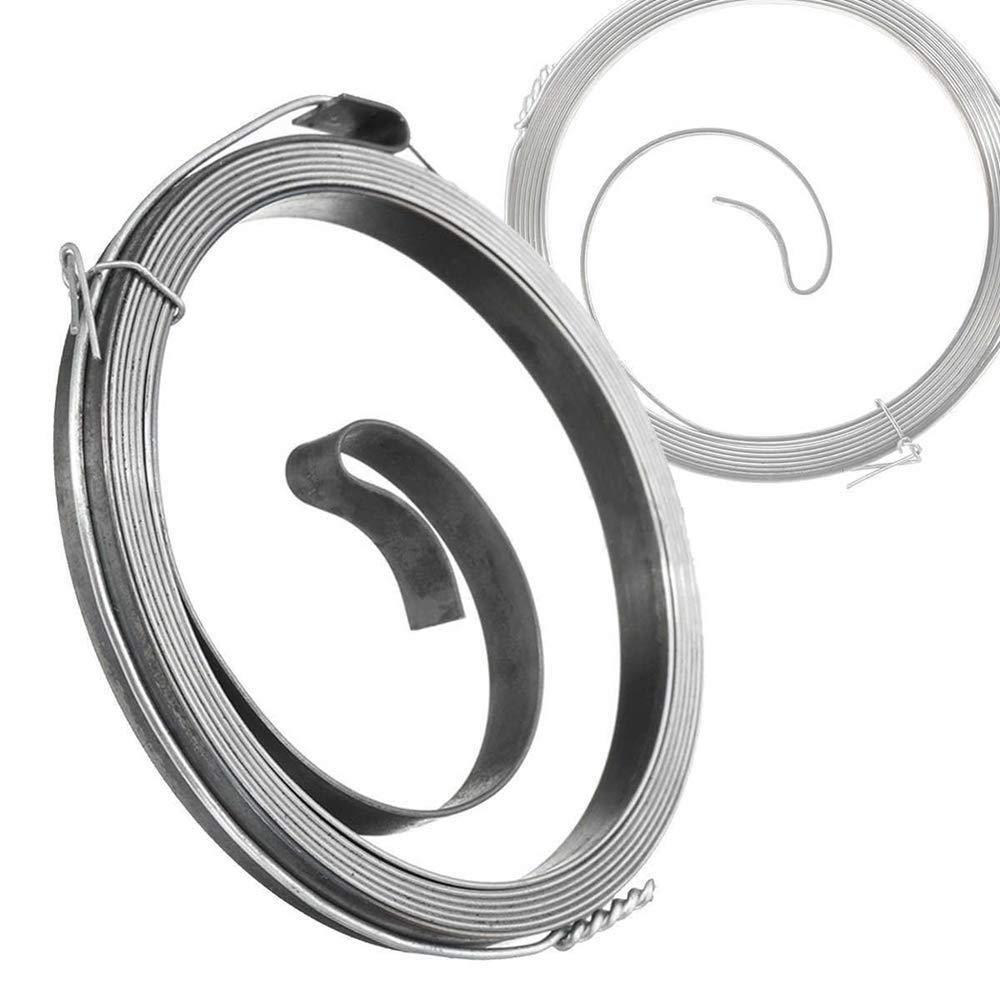 DierCosy Tools Recoil Ziehen Starten Starter Fr/ühling F/ür Gx120 Gx160 /& Gx200 Motor Modelle Recoil Federn