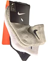 Nike Kid's 3 Pack Kids Performance Quarter Socks