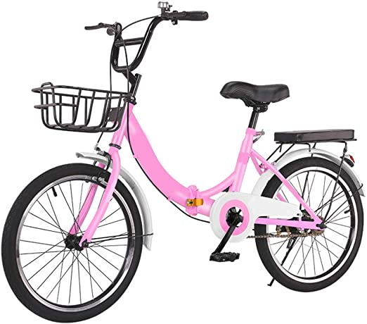 XYSQ Variable Speed de Aluminio Plegable Bicicletas 20 Pulgadas ...