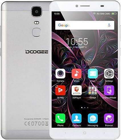 DOOGEE Y6 Max 3D Smartphone 4G Octa Core 6.5 Inch Fingerprint 3GB ...
