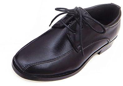 a0273d86368a05 Kinderschuhe festliche Schuhe Kommunionsschuhe  Komfirmationsschuhe quot Max quot  schwarz Gr.19