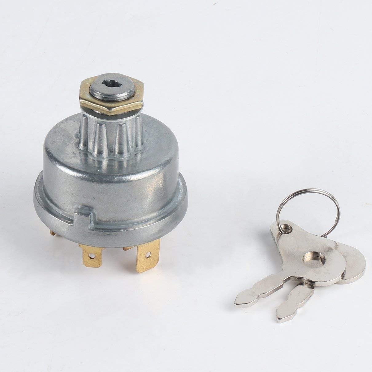 Tractor Ignition Switch Ignition Lock Starter 12239 for Massey Ferguson for David Brown for Case for John Deere