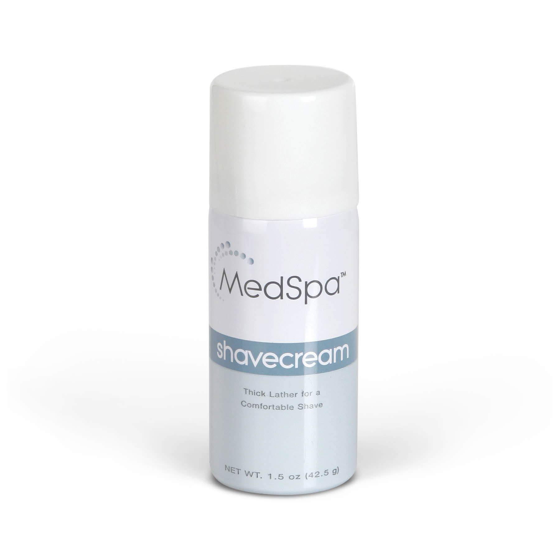 Medline MSC095014 MedSpa Shave Cream, 1.5 oz (Pack of 144) by Medline