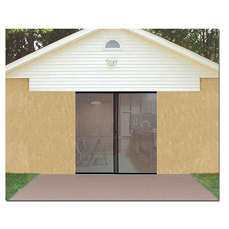 Jobars 82 4869 2 Car Garage Screen Enclosure Door Cap Screws And