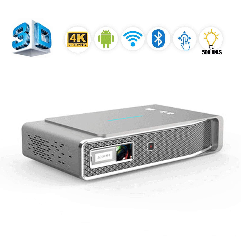 CRZJ Mini Portátil Proyector Multimedia Vídeo Proyector, V5 ...