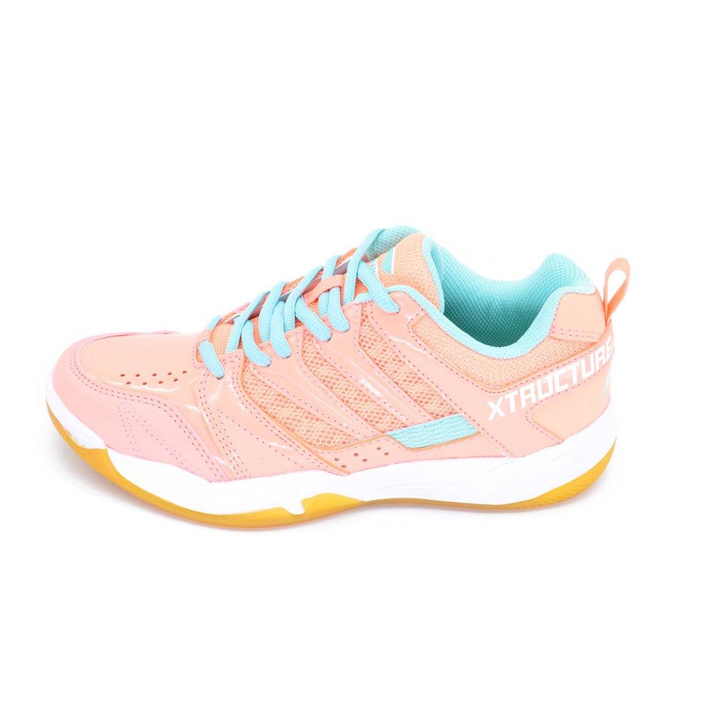 2018 Li-ning Women Badminton shoes AYTN042-2 Orange