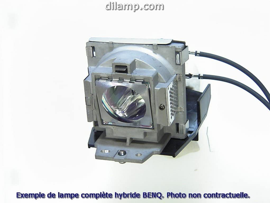 MX850UST BenQ Projector Lamp Replacement Projector Lamp Assembly with Genuine Original Philips UHP Bulb inside.