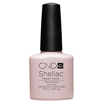 Gel polish nails shellac