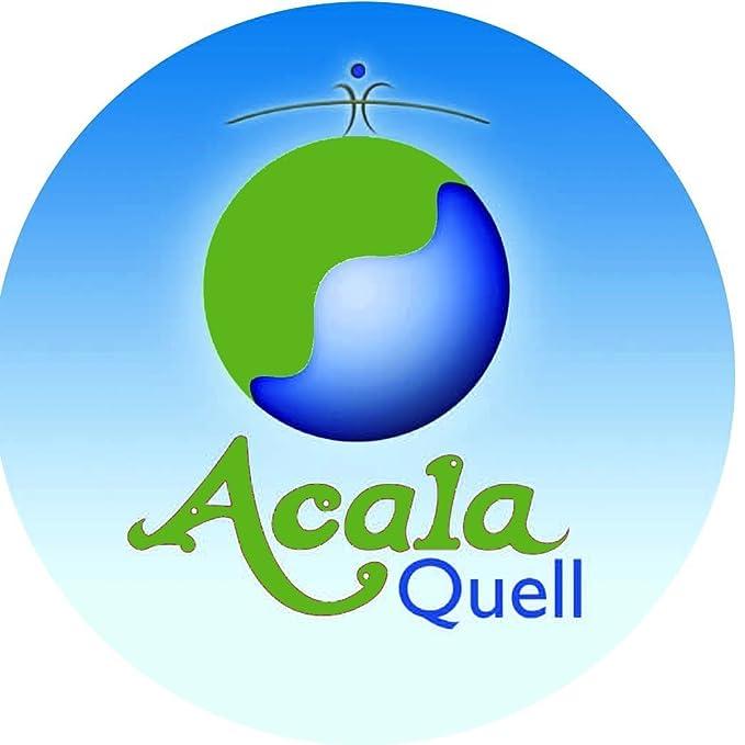 Filtro de agua AcalaQuell One | Jarra con filtro de agua | Verde Claro | La filtración más alto rendimiento | Cartucho de filtro de varias capas | PI- ...