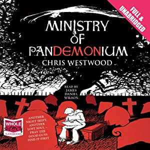 Ministry of Pandemonium Audiobook
