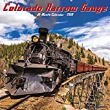 Colorado Narrow Gauge Railroads 2019 Wall Calendar