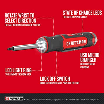 Craftsman CMCF604 featured image 2