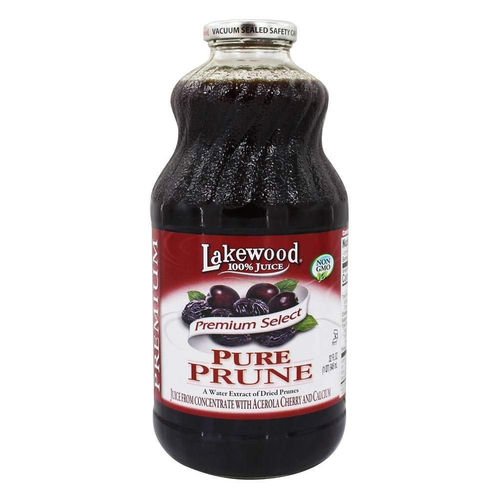 Lakewood, Juice Prune Pure, 32 Fl Oz