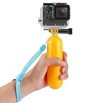Suptig Floating Hand Grip Schwimmender Handgriff Kompatibel Gopro Hero 7 Hero 6 Akkus & Batterien