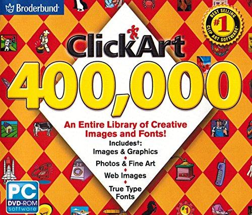 (Broderbund Clickart 400,000)