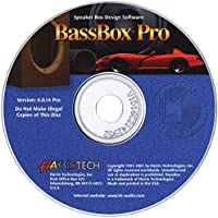 Harris Technologies BassBox 6 Pro Software CD-ROM