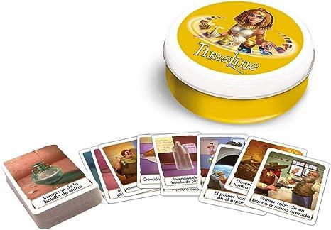 Zygomatic- Timeline: Clásico, Color (Asmodée TIME03ES): Amazon.es: Juguetes y juegos