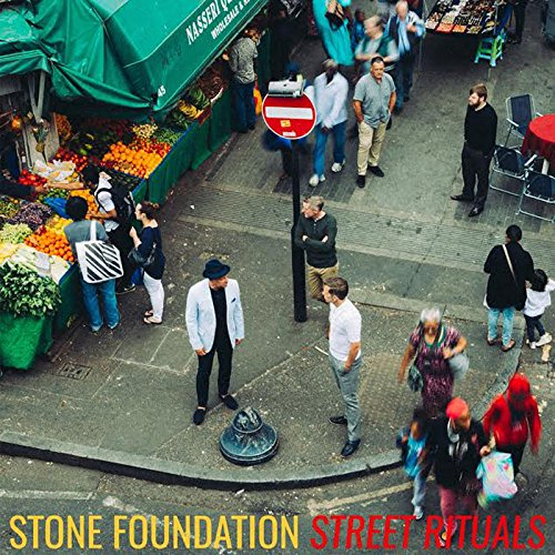 Stone Foundation - Street Rituals - (100CD58X) - DELUXE EDITION - CD - FLAC - 2017 - WRE Download