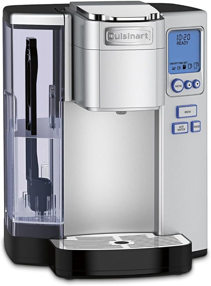 Cuisinart SS-10 Premium - Cafetera de émbolo (encarecida): Amazon ...