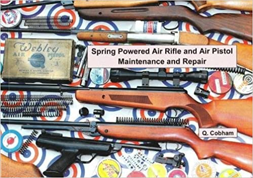 Buy Spring Powered Air Rifle and Air Pistol Maintenance and