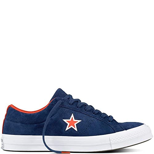 8ae1ace52138c3 Converse Unisex Kids  Lifestyle One Star Ox Suede Fitness Shoes ...