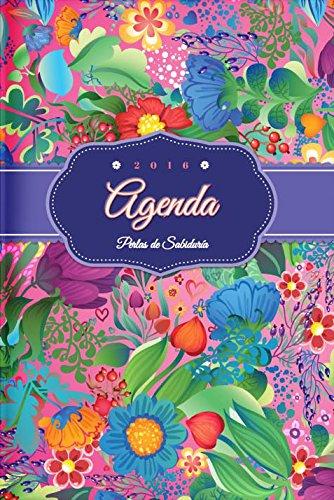 2016 Daily Agenda (Flores brillantes)