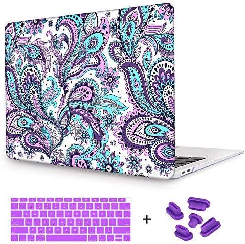Crystal Purple Keyboard Macbook CD ROM