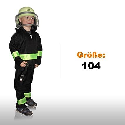 Bajo Set 2 en 1 - Disfraz de bomberos Niños verkleidung + ...