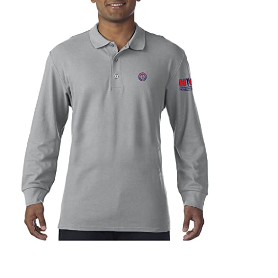 Taille Gris Longues Stinger Polo Manches 4xl In Hole One Homme Hio SMGpUzVqjL