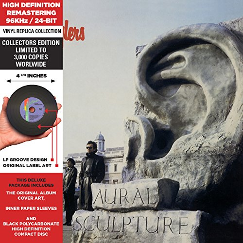 The Stranglers - Aural Sculpture - Cardboard Sleeve - High-Definition Cd Deluxe Vinyl Replica - Zortam Music