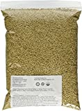 The Sprout House Whole Barley Seeds for Barley Grass Juice Organic Sprouting Seeds 5 Pounds Resealable Stand up Pouch Used for Malt for Beer Brewing Malting