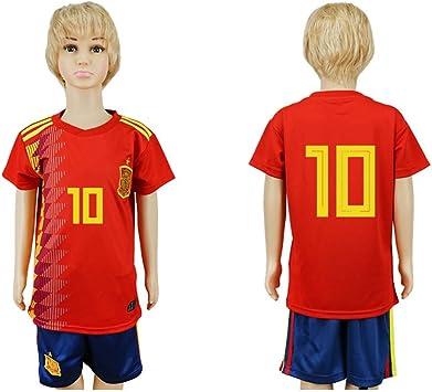 JONGIGO - Juego de Camiseta de fútbol para niños, diseño del ...