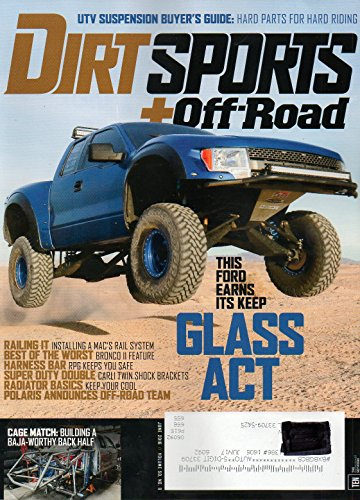 Dirt Sports + Off-Road June 2016 Magazine UTV SUSPENSION BUYER'S GUIDE: HARD PARTS FOR HARD RIDING (Best Car Buyer Reviews)