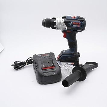 18 Volt Max. Drehmoment: 75 Nm max. Schraub-/Ø: 12 mm Bosch Professional 18V Akkuschrauber GSR 18 VE-EC 2x 5,0 Ah Akku Ladeger/ät L-BOXX