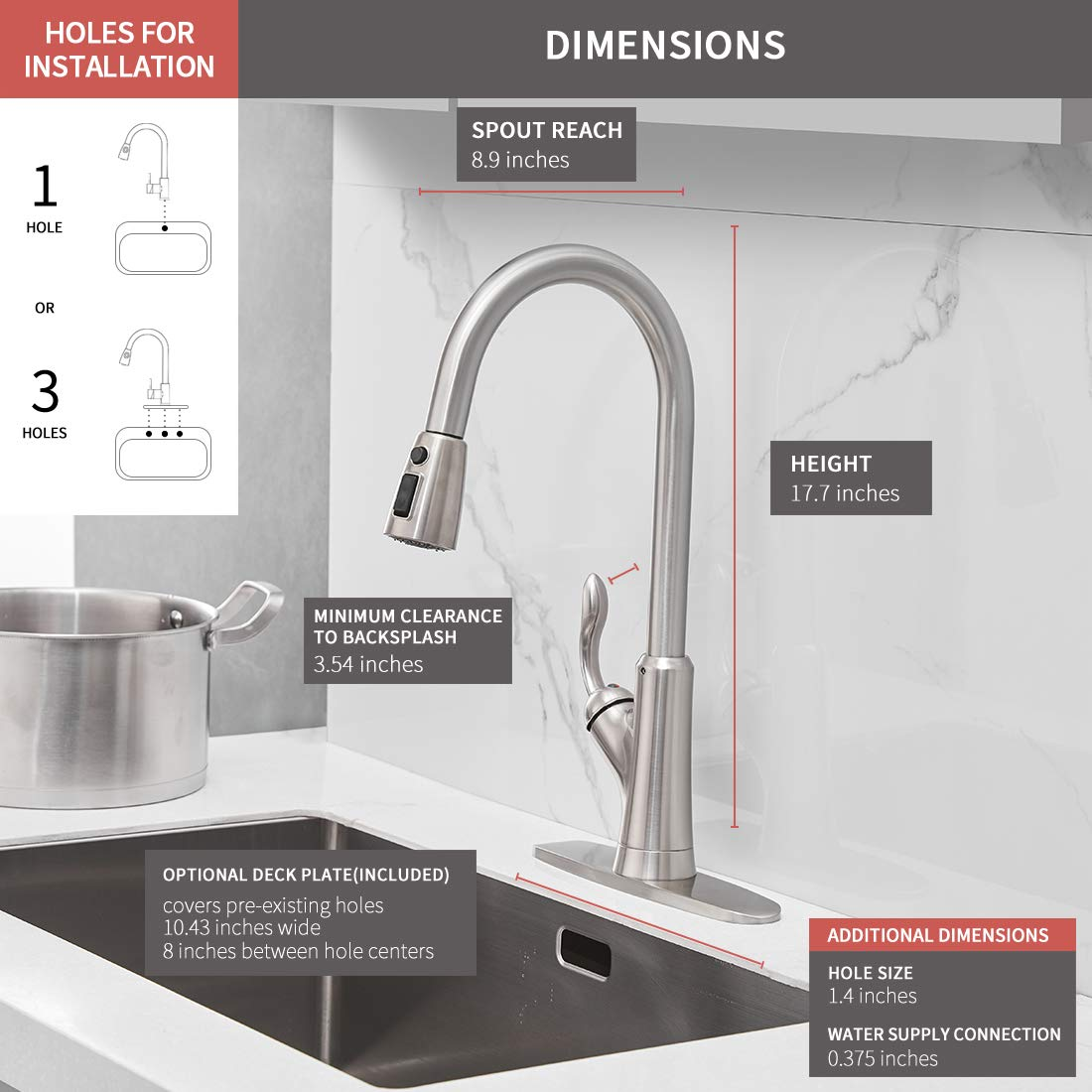 Fisher 4013 Faucet SD 12SS 21R