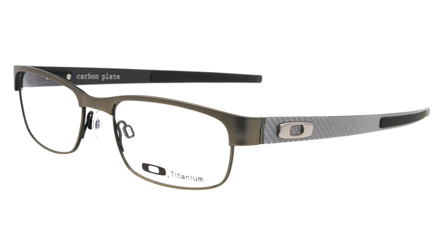Amazon.com: Oakley Carbon Plate OX5079-0253 Eyeglasses Light Clear ...