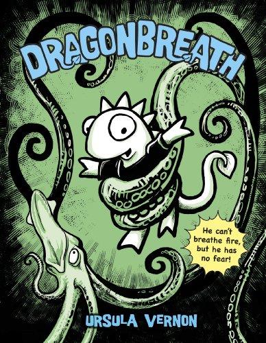 Dragonbreath #1 (Information About Vampires)
