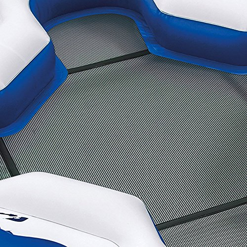 Intex Pacific Paradise 4-Person Relaxation Station Water Lounge River Tube Raft by Intex (Image #5)