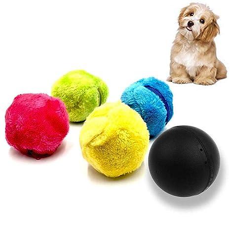 Desconocido Juego de 4 Bolas de Juguete Magic Roller Ball para Perros y Gatos