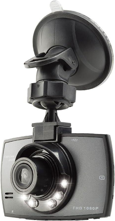 "4/"" Vehicle 1080P HD Car DVR Camera Night Vision Dash Cam G-Sensor Dual Lens MS"