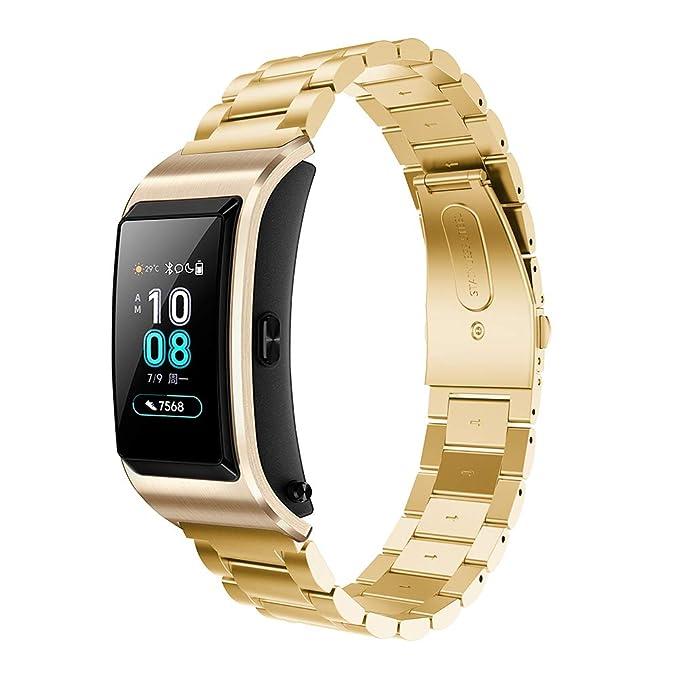 Huawei B5 - Correa de Repuesto para Reloj de Pulsera para Mujer y ...
