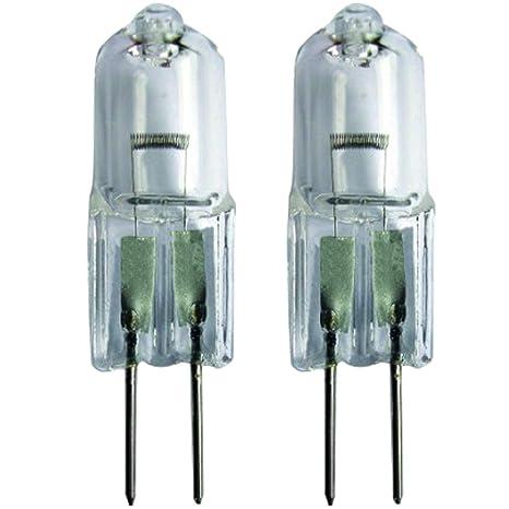 Spares2go G4 - Lámpara halógena de cápsula para horno ...