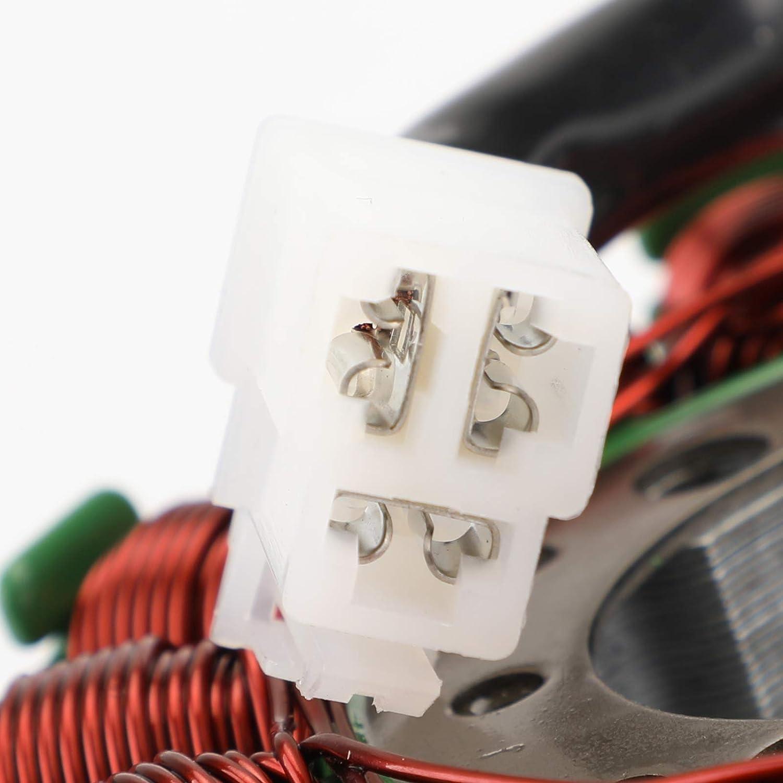 Areyourshop Lichtmaschinen Statorspule Für Su Zu Ki 1000 Gsxr1000 Gsxr 1000 Gsx R1000 2007 2008 Auto