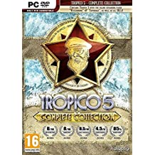 Tropico 5 Complete Collection (PC DVD)
