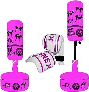 Onex Authentic kids Free Standing Boxing Kick Punch Bag Heavy Duty Kicks MMA Training
