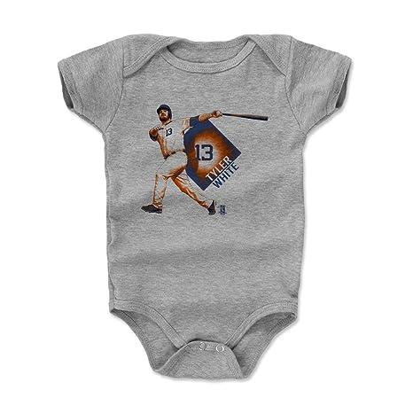 f5038382a Amazon.com  500 LEVEL Tyler White Baby Clothes   Onesie (3-6