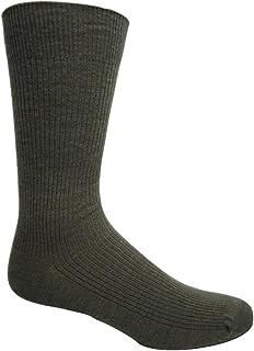 96% Merino Wool Non-binding Casual Socks (3 Pairs)  Amazon.ca ... d2706e417d8